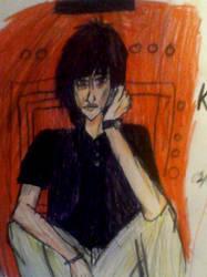 Keith R by ValerieThePunkGirl