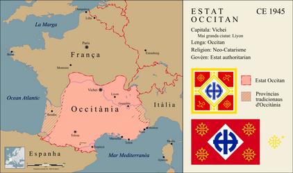 AH: Vichy Occitania by Gouachevalier