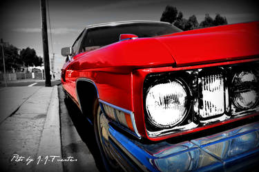 Red Candy Caddy by scream619