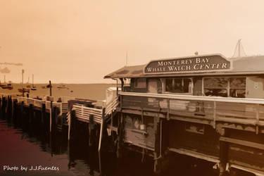 Monterey Fisherman's Warf by scream619