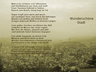 Wunderschoene Stadt by HulioJules