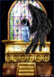 Raziel's Resurrection by EvilMoebert