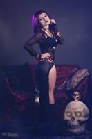 Boudoir Raven by mcolon93
