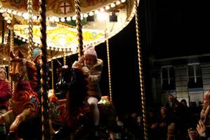 Carousel. by klaudiamaczynska