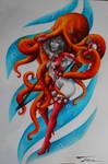 New Tattoo design - TTT2 Anna Williams by Trix92