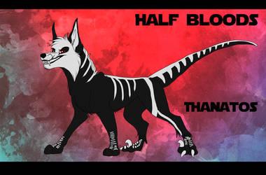 Half Bloods: Thanatos by KaoriSkywalker
