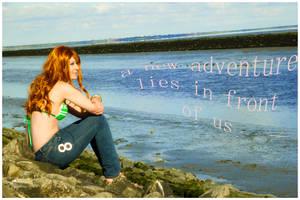 OP: New Adventure by Shigeako