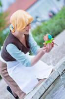 Cinderella: Hey Little Gus by Shigeako