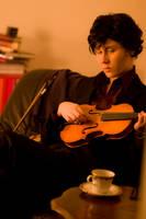 Sherlock: Preview 1 - Violin by Shigeako