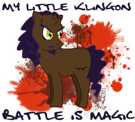 Battle is MAGIC by mapend