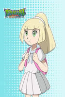 Lillie Anime by WaitoChan