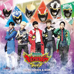 Zyuden Sentai Kyoryuger Brave Theme Song  BGM by WaitoChan