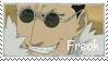 Stamp: Greed Freak by AJAngelique
