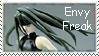 Stamp: Envy Freak by AJAngelique