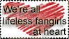 Stamp: Lifeless Fangirls 1 by AJAngelique