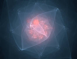 A Fractal Rose by erwebb