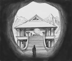 The Secret Temple by erwebb