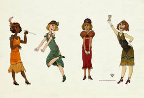 the 20's by very-vera