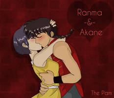 Kiss me, Saotome by thepam