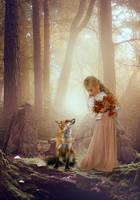 Autumn Friends by 1nsp1r3d
