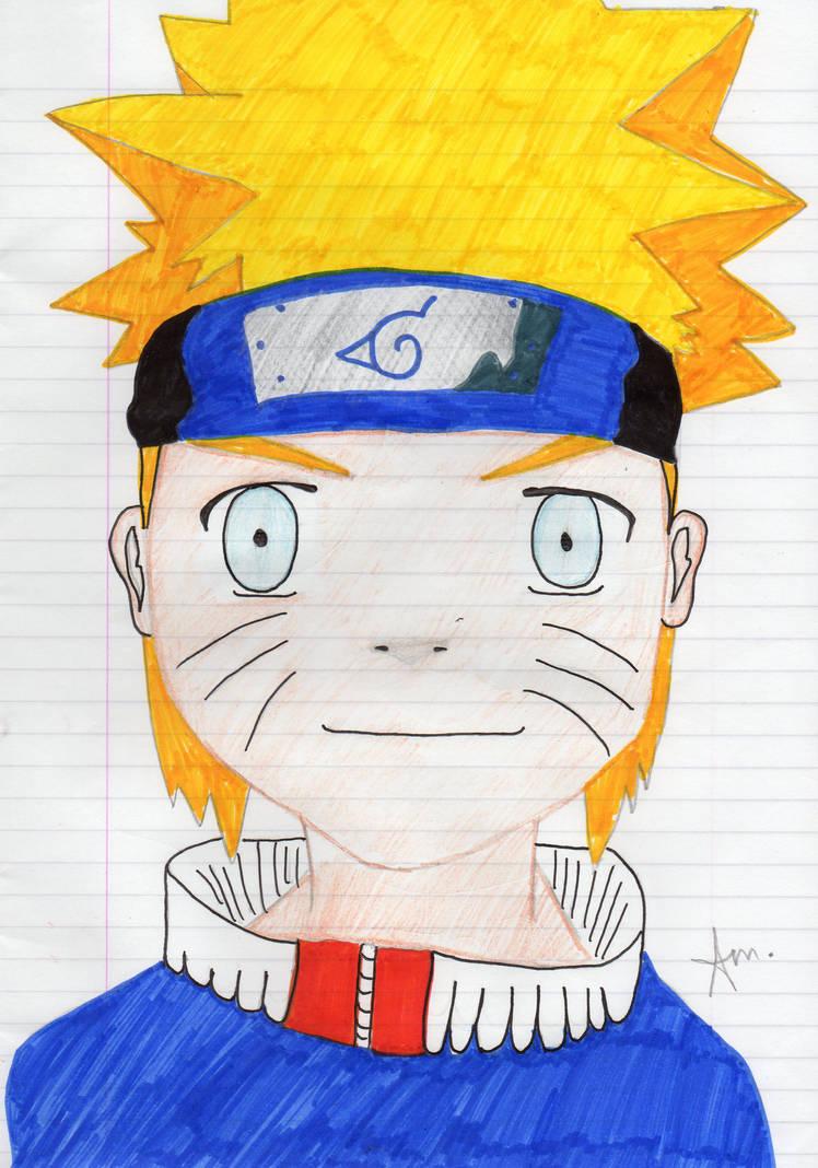 Naruto Uzumaki Genin Believe It By Anayamontez