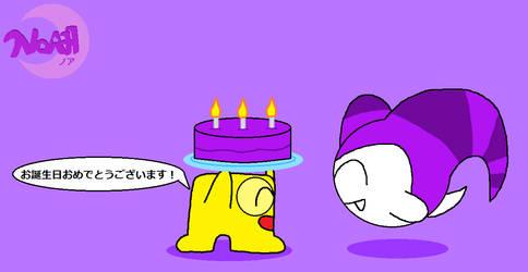 Happy Birthday MidniteAndBeyond by DreamingWizard2000
