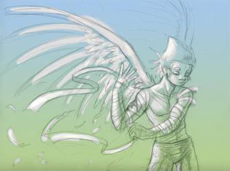 zap angel by Lepas