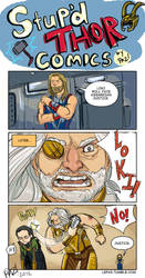 THOR: Asgardian Justice by Lepas