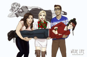 Wilde Life - Holidays 2016 by Lepas