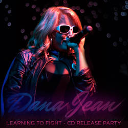 Dana Jean CD Release Albumart by ehmjay
