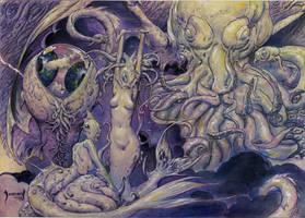 Children of Cthulhu 2 by Dubisch