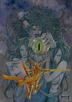 The Last Gorgons by Dubisch