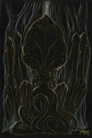Arachnothulhu by Dubisch