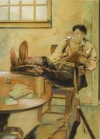 The Harper Priest by Dubisch