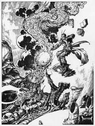Techno Wizard by Dubisch