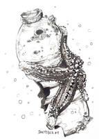 Star(fish) by LittleWazabi