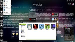 Windows 8 Metro Desktop 2 by exsess