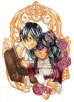 Victorian Lovers by Theherois--me