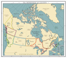 The Dominion of Canada, ca. 1930 (WIP) by SPARTAN-127