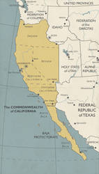 The Commonwealth of California by SPARTAN-127
