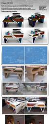 Mesa Bose para productos SOUNDLINK COLOR by Ivan-Caballero-DI