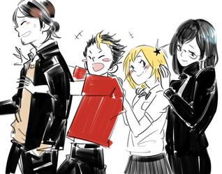 favorite children by boringMio