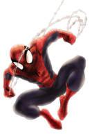 Ultimate Spider-Man! by KovenantKonceptions
