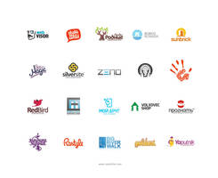 Logos by markforge