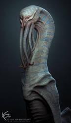 Creature Design by KENBARTHELMEY