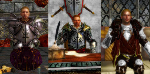 Cullen through the years by silversnie