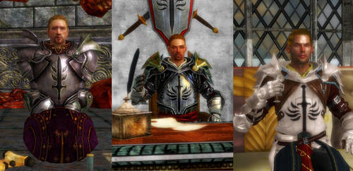 Cullen through the years alternate by silversnie