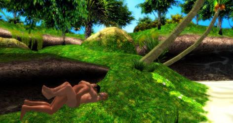 Cullrian: Fun in the shade by silversnie