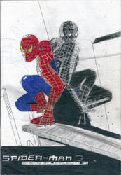 Old Shit 5 - Spider-Man 3 by zhe-holti