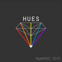 HUES - Dark Logo by nigelmnz